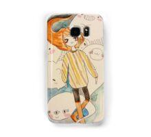 Happy monsters Samsung Galaxy Case/Skin