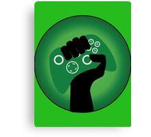 Xbox Gamer Canvas Print