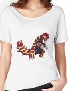 Pokemon - Primal Groudon Women's Relaxed Fit T-Shirt