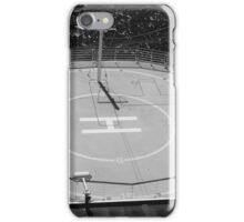 Ship Helicopter Pad iPhone Case/Skin