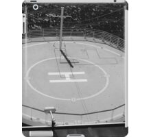 Ship Helicopter Pad iPad Case/Skin