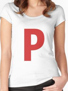 Penny Pingleton Is Permanently, Positively Punished! Women's Fitted Scoop T-Shirt