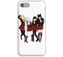 Team RWBY iPhone Case/Skin