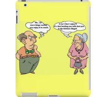 Bingo Humor iPad Case/Skin