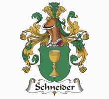Schneider Coat of Arms (German) by coatsofarms