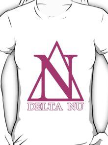 Delta Nu T-Shirt