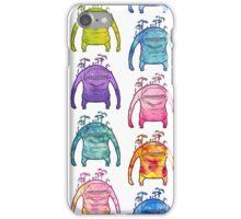 Painted Goobues iPhone Case/Skin