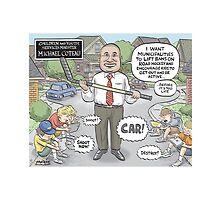 September 8 2016, Editorial Cartoon by MacKaycartoons