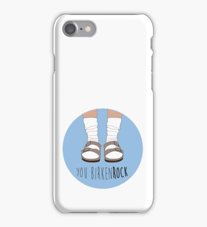 Birken-rock iPhone Case/Skin