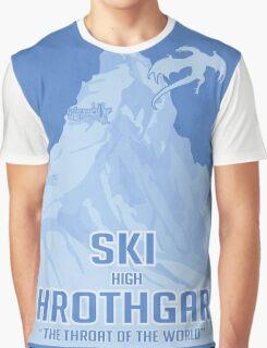 Ski Hrothgar Graphic T-Shirt