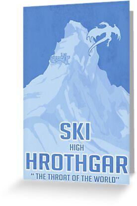 Ski Hrothgar by buzatron
