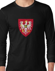 Redania Coat of Arms - Witcher Long Sleeve T-Shirt