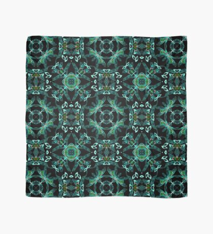 Malachite abstract background Scarf