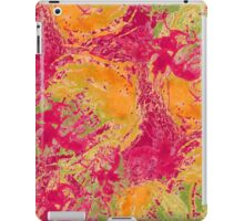 Watercolor seamless pattern iPad Case/Skin