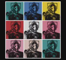Cybermen Warhol T-Shirt