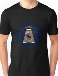 Beware UFO II Unisex T-Shirt