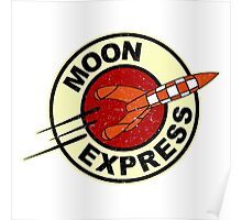 Moon Express Poster