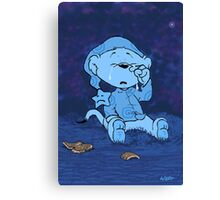 Ferald Crying Canvas Print
