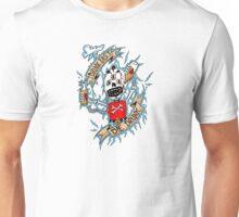 Drink Fast, Die Drunk Unisex T-Shirt