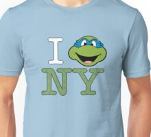 New York Leo Unisex T-Shirt