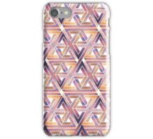 Triangle Labyrinth  iPhone Case/Skin