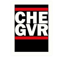 Che Guevara / Run Dmc Art Print