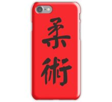 Jiu Jitsu iPhone Case/Skin