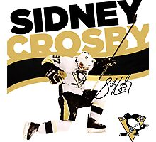 Sidney Crosby - Penguins Photographic Print