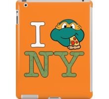 New York Mikey  iPad Case/Skin