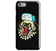 Thrasher Wampa iPhone Case/Skin