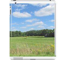 Rural View iPad Case/Skin