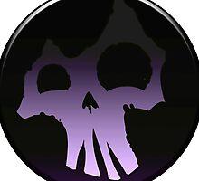 Happy Skull Swamp by Artantat