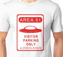 Signs of Alien Life Unisex T-Shirt