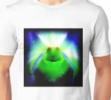 American Chakra - Orchid Alien Discovery Unisex T-Shirt