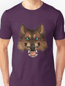 Werewolf Head Unisex T-Shirt
