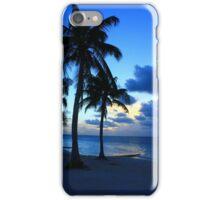 Cayman Palms iPhone Case/Skin