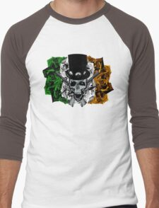 Armour of the roses Men's Baseball ¾ T-Shirt