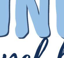 University of North Carolina: Chapel Hill Sticker
