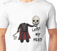 Lost My Head Unisex T-Shirt