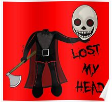 Lost My Head Poster