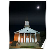 First Baptist Church of Franklin Poster