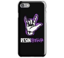 ResinSwag BJD Hand Purple iPhone Case/Skin