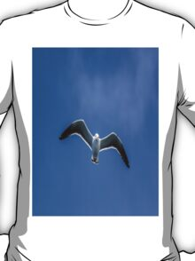 Gull in the sky T-Shirt