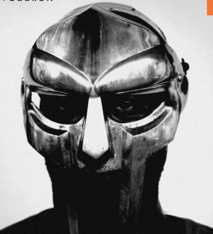 Madvillain Madvillainy Album Cover Sticker