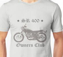 Sr 400 Owners Club Light Grey Unisex T-Shirt