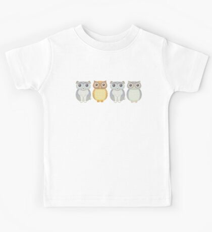 Which one is different?  Kids Tee