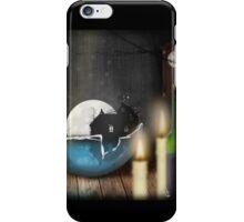 Sleeping Rabit iPhone Case/Skin