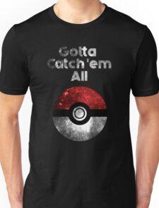 Pokemon Minimalist Nebula Design Unisex T-Shirt