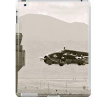 Bucket of Bolts Bomber Aircraft iPad Case/Skin