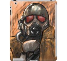 NCR RANGER, NEW VEGAS iPad Case/Skin